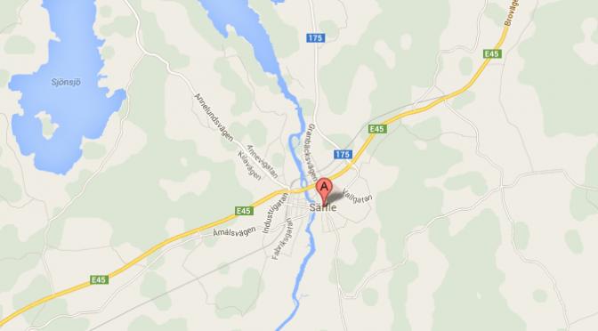 Säffle - Sveriges yngsta stad