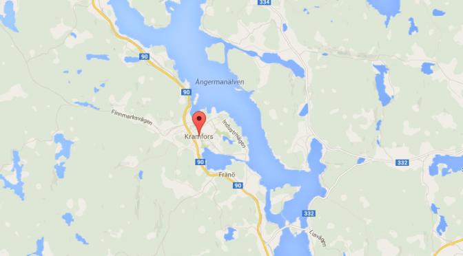 Karta, Kramfors kommun