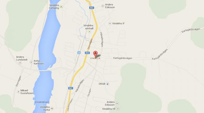 karta, Vindelns kommun