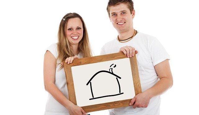 Köp drömlägenheten med lånad kontantinsats